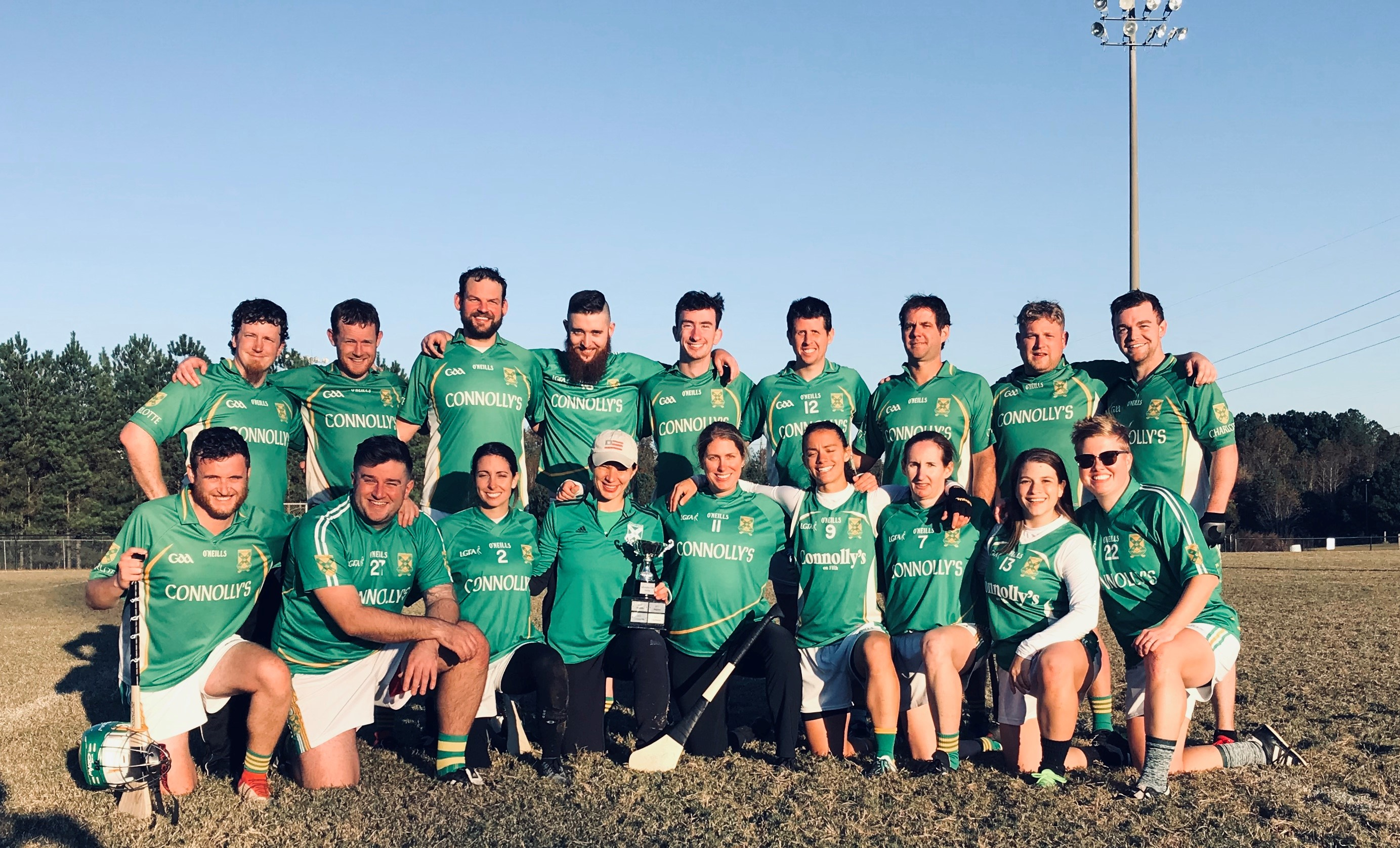 "Augusta Gaelic Sports hosted their annual ""Azalea Cup"""